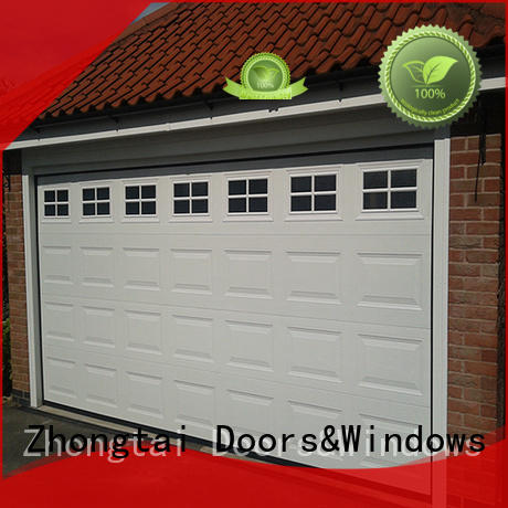 Zhongtai remote garage doors for sale for sale for garage