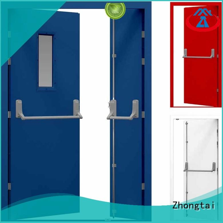 Wholesale fire resistant door rated manufacturers for building