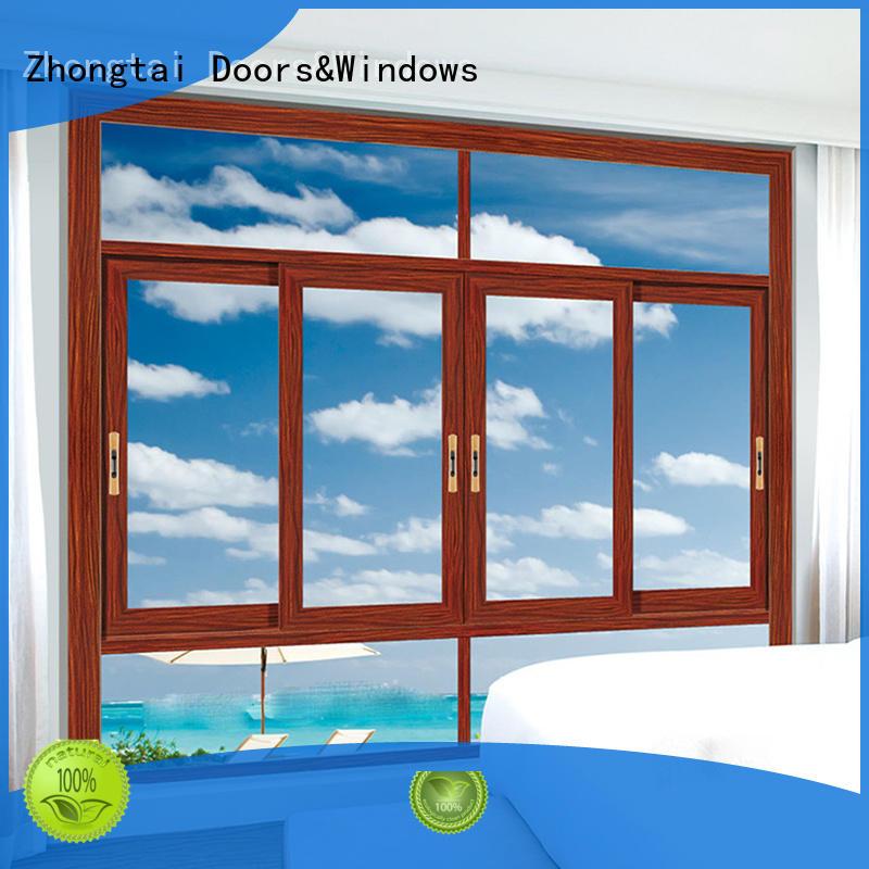 New aluminium window manufacturers windows supply for home