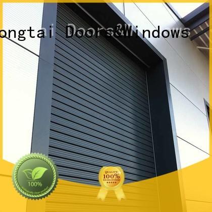 Zhongtai excellent industrial roller shutter doors for sale for factory