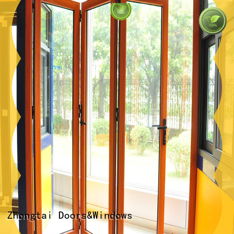 New aluminium door frame commercial company for hotel