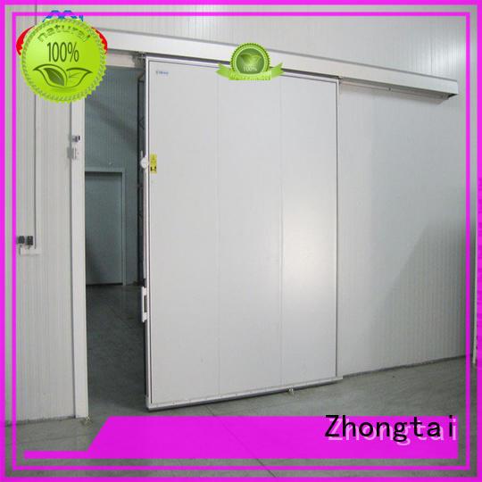 Zhongtai Wholesale industrial roller doors factory for industrial zone