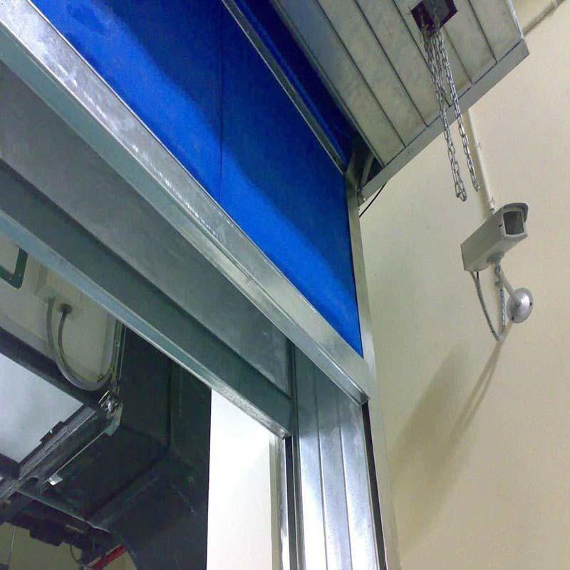 Zhongtai High-quality steel fire door company for materials market-2