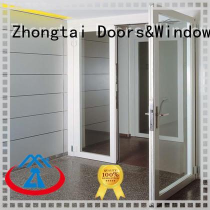 high quality aluminium sliding door pool factory for building