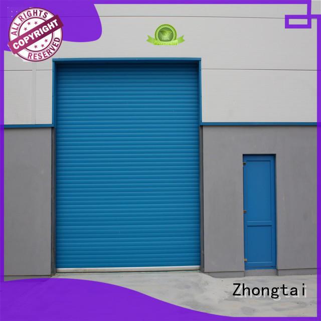 Custom impact doors vertical factory for typhoon areas