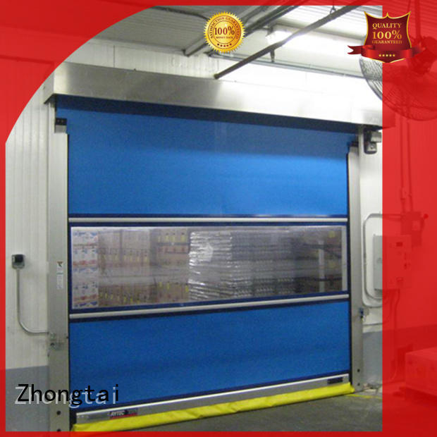 durable high speed door roll manufacturers for logistics center