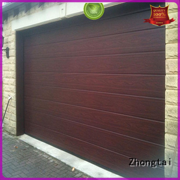 automatic roll up garage doors single supply for warehouse