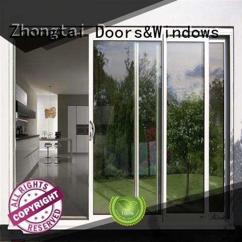 New aluminium sliding doors windows suppliers for company
