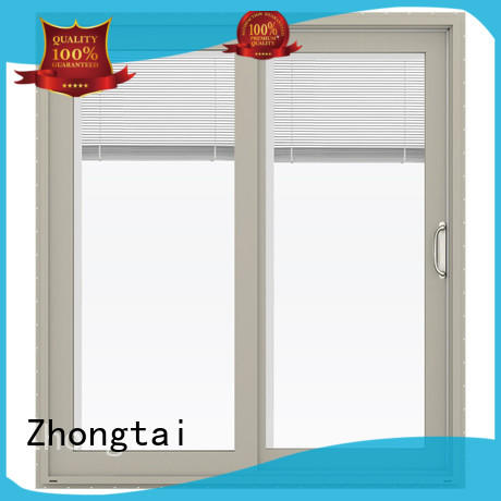 Latest aluminium window manufacturers horizontal supply for home