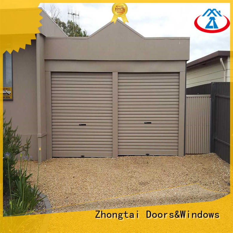 Zhongtai professional hurricane doors for sale for typhoon areas