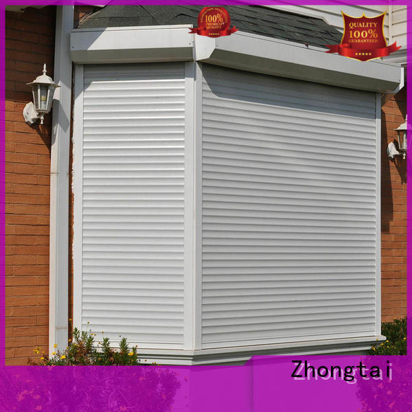 Zhongtai grey best insulated garage doors for business for house