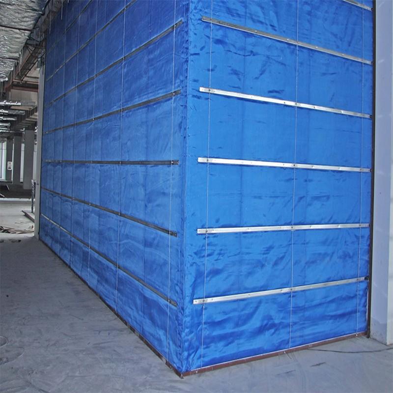 Zhongtai High-quality steel fire door company for materials market-1