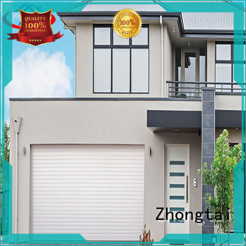Best roll up garage doors 50mm supply for warehouse