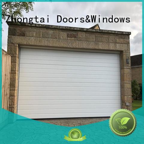 customized aluminum garage doors rolling series for industrial plants