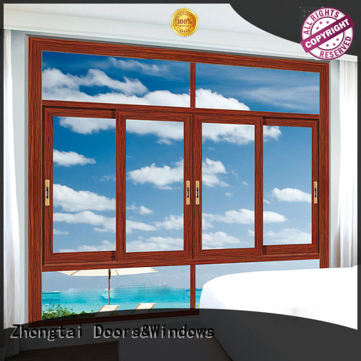 New aluminium window manufacturers break for business for home