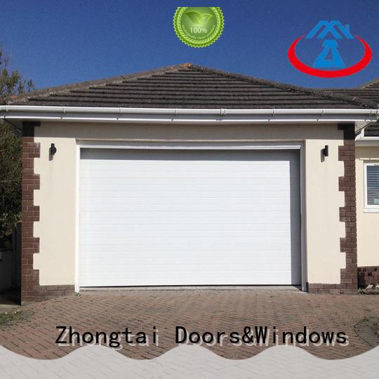 Zhongtai Top aluminum garage doors suppliers for banks