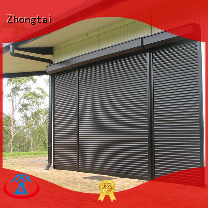 Zhongtai profile aluminium roller for business for house