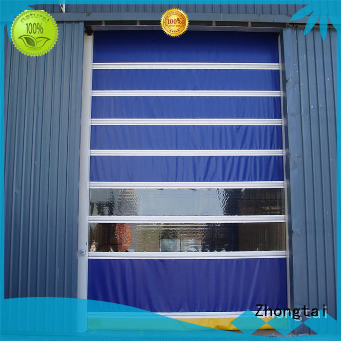 durable high speed door door series for logistics center