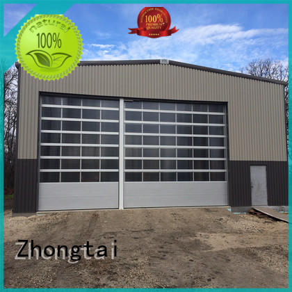 Zhongtai New shop roller doors company for commercial shop