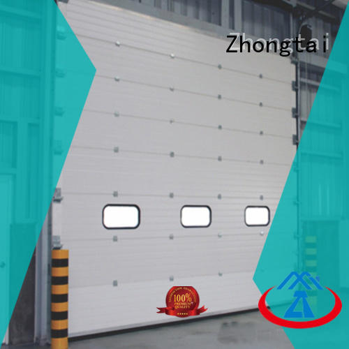 High-quality industrial roller shutter doors thermal supply for factory