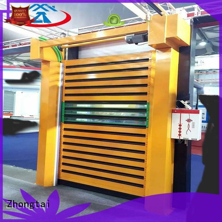 Zhongtai Wholesale high speed door manufacturers for warehouse